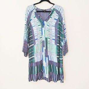 Nic + Zoe Tunic. Size Medium
